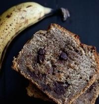Cake santé banane et chocolat