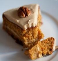 Carrot Cake parfait