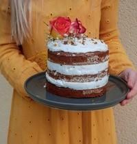CARROT CAKE VEGAN & GLUTENFREE