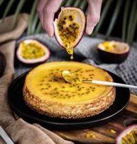 Cheesecake passion coco