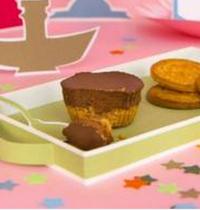 Cheesecake tout chocolat à la galette au beurre