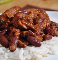 Chili con carne (Meat chili)