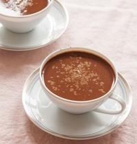 Choco chai: Chocolat chaud aux épices