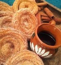 Churros de maïs par Mercedes Ahumada