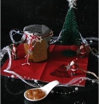 Chutney de Pommes à l'Oignon Rouge, Poivre de Cubèbe & Melfor
