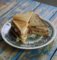 Club sandwich américian