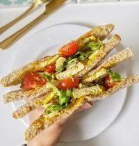 Club Sandwich Veggie Express