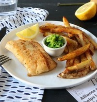 Comme un 'fish and chips'