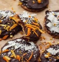 Cookie façon pims orange chocolat