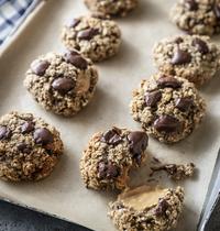 Cookies au beurre de cacahuète par @callmevoyou