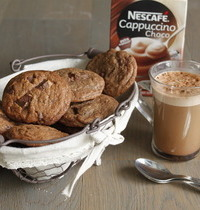 Cookies Cappuccino Choco