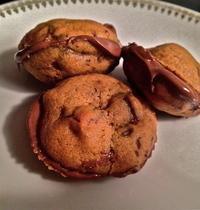 Whoopie-like nutella® cookies