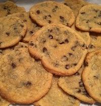 """cookies moelleux façon """"Mie Caline"""""""