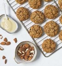 Cookies vegan à la purée d'amande