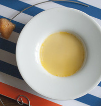 Crème à la fève de tonka