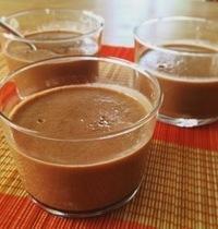 Crème dessert au Nutella