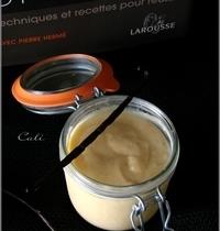 Crème Pâtissière à la Vanille