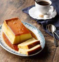 Crème renversée au caramel, à l'ancienne