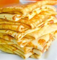 Quick crepes!
