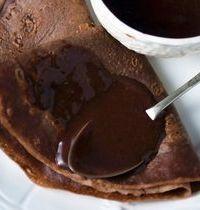 Crêpes péruviennes tout chocolat