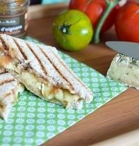 Croc BBQ aux figues et fromage fondant