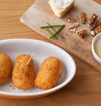 Country-style croquettes
