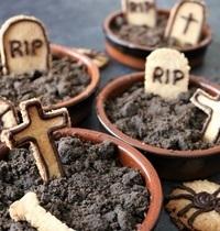 Crumble d'Halloween