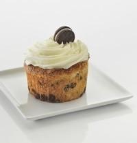Cupcake pépites de chocolat et Oréos