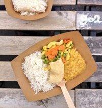 Curry de légumes aux noix de cajou