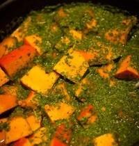 Curry de lentilles façon Cachemire au Potimarron