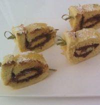 Nutella® rolls