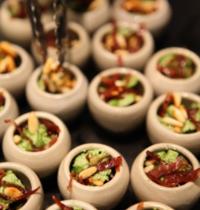 Dauphines aux escargots