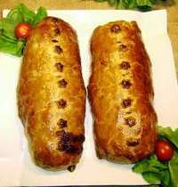Filet Mignon de Porc en croute