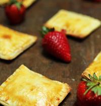 Finger food à la fraise