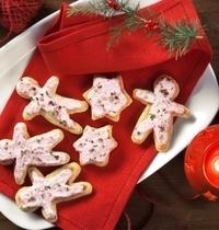 Focaccia de Noël à la mousse de ricotta Galbani et jambon cuit