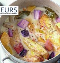 Fricassée de suprêmes de poulet aux légumes oubliés
