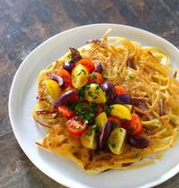 Spaghetti Frittata