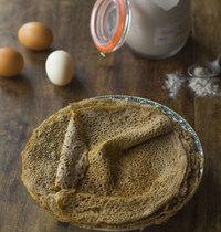 Galettes à la farine de blé noir (Haute-Bretagne)