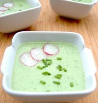 Cucumber Gazpacho