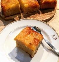Gâteau à l'ananas de Jocelyne