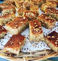 Gâteau à la noix de coco de Mamie Sriyani