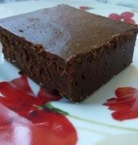Chestnut-Chocolate Cake