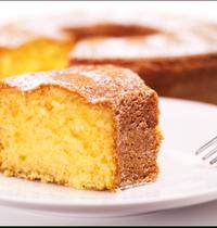 Gâteau au yaourt nature