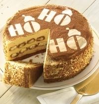 Gâteau de tiramisù festif