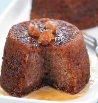 Chestnut fudge cake