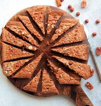 "Gâteau fondant ""Pralinoise corsée"""