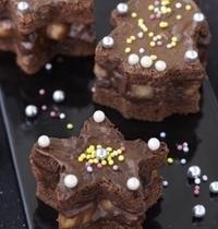 Gâteaux moelleux de Noël