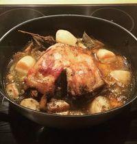 Gigot d'agneau douce cuisson