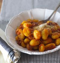 Gnocchis & bonne sauce tomate maison