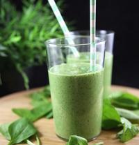 Green smoothie vitaminé et délicieux
